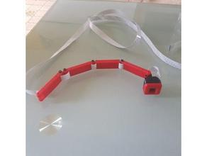 bras cache nappe camera raspberry pi 3d printer accessories bras articul raspberry pi camera