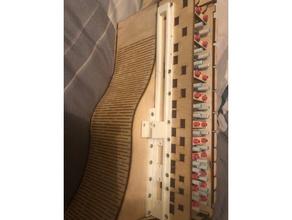 nerdy gurdy manual capo system music capodaster hurdy-gurdy hurdy gurdy