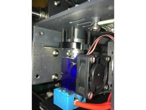 anycubic i3 mega gulfcoast robótica v6 espaçador 3d a impressora partes e3d v6 clone