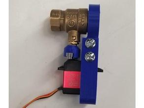 servo valve electronics ball valve diy servo vavle electronic valve flow control valve solenoid valve water valve