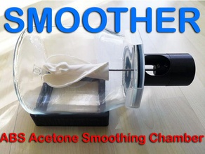 smoother abs acetone smoothing chamber ikea 365+ jar 3d printer accessories abs smoother abs smoothing acetone chamber acetone vapor bath acetone vapour bath glass