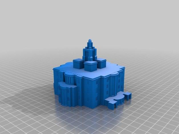payson temple buildings s