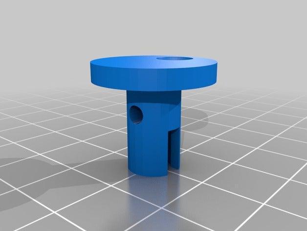 my customized knob replac