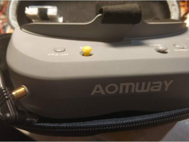aomway commander v1 butto