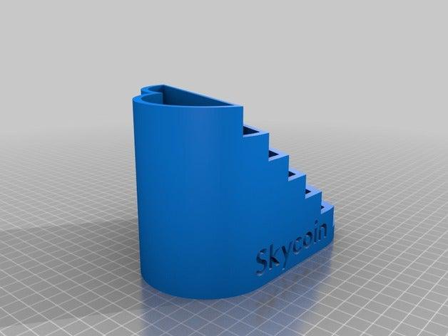 skycoin desk organiser co