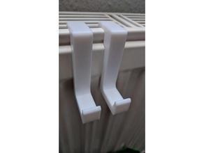 radiateur crochet heizk&oumlrperhaken ménage haushalt appareil de chauffage heizkrper heizung
