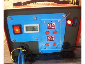 ny-d04 40a100a panel 3d printing ny-d04 cover ny-d04 panel welding controller