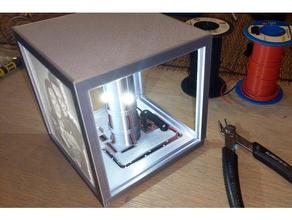 rechargeable usb lithophane cube box powerbank electronics decor lithopane lithophanes lithophane box lithophane lamp lithophane lantern lithophane light lithophane stand power bank