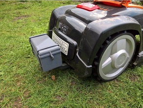 balance weight yardforce robotic mower outdoor garden lawnmower lawn mower robotic lawn mower