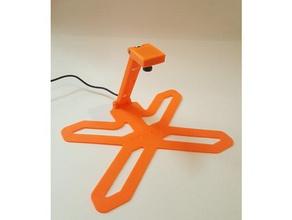 scanner documenti fotocamera del dispositivo fisheye webcam webcam monte