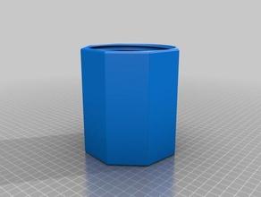 große Schraube top container diy Bootfahren container Farbstift Angeln-container Federmäppchen quad-container Schneemobil-container Wasser-Beweis-container