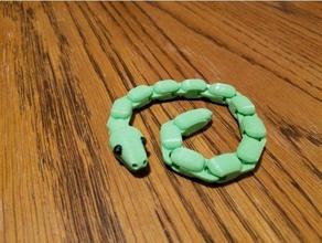 mafsallı yılan ek bileşen birlikte genişletilebilir hayvanlar keskin yasla birlikte