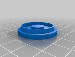 bouchon lunette walther 3d printing