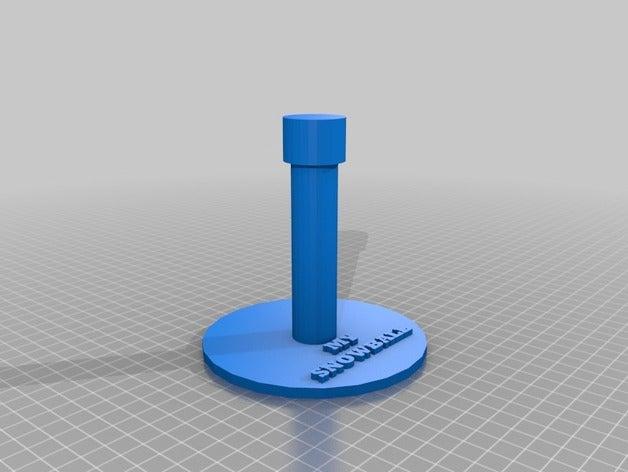 desktop blue snowball hol