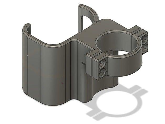 range finder scope mount