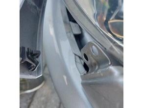 clip peugeot 206 vehicles attachment molding
