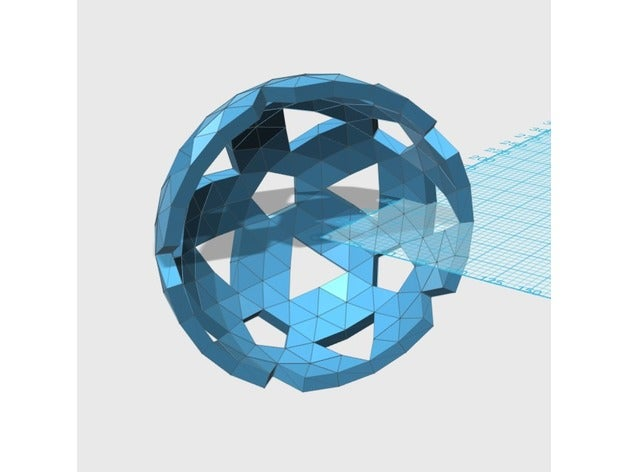 geodesic 5v hemisphere pa