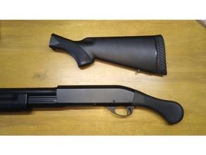 cimasa remington m870 tri-shot airsoft fucile raptor grip sport all'aperto remington 870