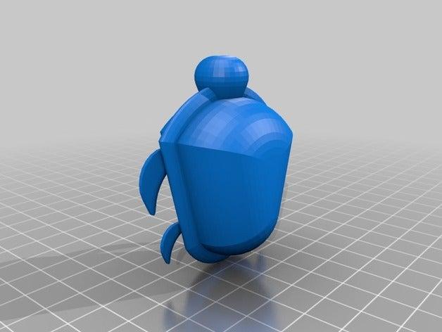 turtle 3d printing