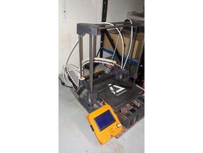 chaine guide cables pour dagoma easy200 bicouleur 3d printer accessories