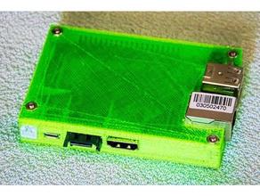 banana pi m1+ Fall angepasst werden - Elektronik bpi computer openscad raspberry pi case