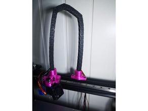 x5sa Kabel-Kette montieren Kabel-Kette tronxy tronxy x5s tronxy x5sa x5sa