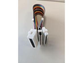 cablaggio cavo di raggruppamento titolare l'elettronica gpio cavo di saltatore ponticello lampone gpio
