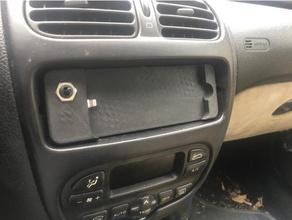iphone 6 s dock peugeot 206 radio ersetzt 206 Auto Auto-radio lade-dock dock docking-station iphone iphone 6s iphone 6 peugeot peugeot 206 radio vor radio control