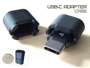 micro usb usb-c adapter case adapter case enclosure micro usb type c usb-c adapter usb c usb holder usb type c