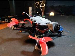 x-110 modular micro brushless 2 quadcopter drone frame kit rc vehicles 1102 1103 1104 1106 11xx 11xx motor 16x16 16x16mm 16x16 fc 16 16 20x20 20 20 2 inch 2 inch brushless 2 inch drone 2 inch quad 3dprintable 4 1 abs betafpv betafpv 75x eachine emax esc flight controller fpv aio fpv camera fpv camera mount fpv drone fpv racer gemfan karamvir micro drone micro fpv micro quad micro quadcopter pepperfish petg pla printable drone printable quadcopter quadcopter frame racerstar runcam teenypro tiny whoop toothpick toothpick frame vtx vtx holder vtx mount