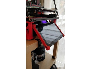articulated ikea lack tablet holder 3d printer accessories tablet stand