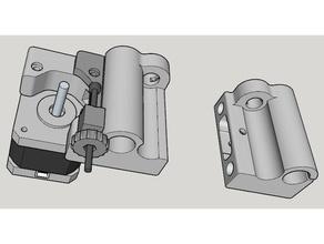 x-ends agraber rigid tr8 coupling 3d printer parts agraber 30i