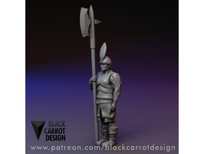 city guard 28mm army city guard city watch dnd fantasy frostgrave gloomhaven guard halberd imperial miniature mordheim npc rpg soldier tabletop town guard town watch warhammer warhammer fantasy