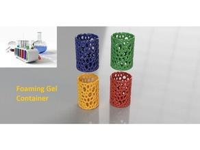 foaming gel container voronoi pattern containers art container foaming gel container idealab mini container multipurpose sample container trendy voronoi tutorial