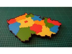 czech republic puzzle jigsaw puzzles czech czechia czech republic jigsaw map puzzle