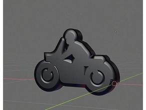 motorbike svg 3d vehicles bevel motorbike svg