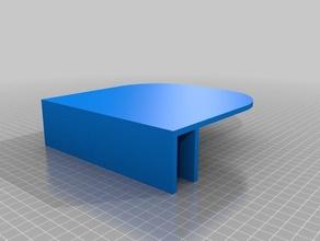 bedside shelf organization 3d printer anycubic i3 mega bedside bedside holder bedside phone holder bedside table shelf