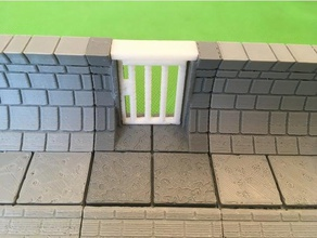 sewer gate openforge 20 compatible toy & game accessories dungeons dragons dungeon tiles openforge openforge2 pathfinder terrain pathfinder tiles sewer sewers sewer tiles tabletop tabletop terrain