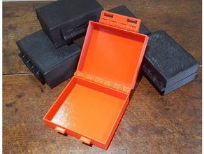 hinged box box card box hinged box storage box