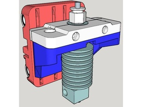 adaptador bowden para agraber 3d printer parts agraber 30i graber i3 prusa i3