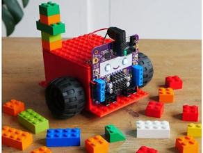 lego smartibot robot chassis robotics bluetooth lego lego compatible robot robotics smartibot
