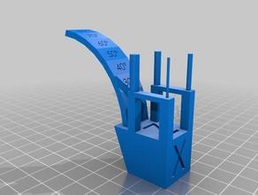 ultimate mini 3d printer test 3d printing tests 3d printer test 3d printer bridge test bridging test mini mini test overhang test printer test stringing test test test print torture test ultimate