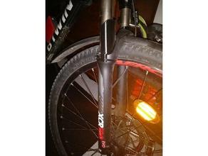 mountain bike forks protector suntour xcr 120mm sport & outdoors bike bike mtb forks fourche guard mountain bike mtb protector protege rockrider rockrider 540 suntour suntour xcr vtt xcr