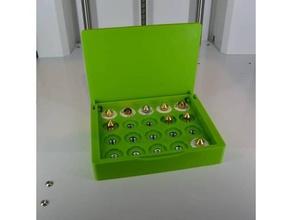 scatola 20 ugelli Stampante 3d accessori