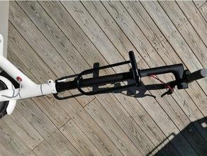 m365 u-lock holder flat 3d printing bike design electric lock m365 m365 lock mount m365 ulock new scooter scooter m365 smartphone ulock xiaomi xiaomi m365 xiaomi mijia m365