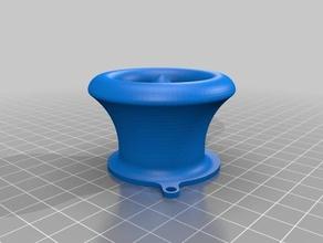velocity stack 5015 blower fan 3d printer parts 5015 fan silencer silent stack velocity velocity stack