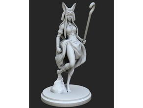 egyptian goddess toy & game accessories action figure clothed dnd dnd miniature egyptian egyptian pharaoh egyptian statue female character female figure figure figures girls original sculpture sexy sexy-girl toy woman