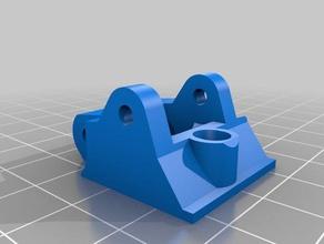 mk3s mmu2s r4 extruder idler door removable lever 3d printer parts i3 mk3s mk3s mmu2s original prusa mk3s prusa i3 mk3s prusa i3 mk3s mmu2s prusa mk3s