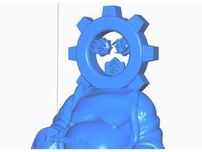 buddha factorio sculptures buddha factorio gaming remix