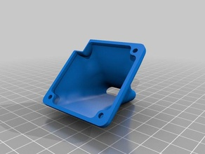 makergear m2 extruder fan duct 3d printer accessories cooling duct fanduct fan duct makergear makergear extruder makergear fan makergear m2